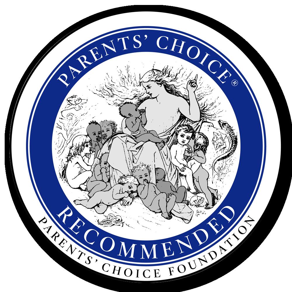 Parent's Choice Award Happy Beach Perry Springman