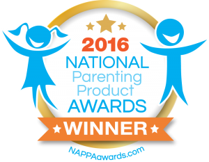 National Parenting Products Award - Happy Beach - Perry Springman