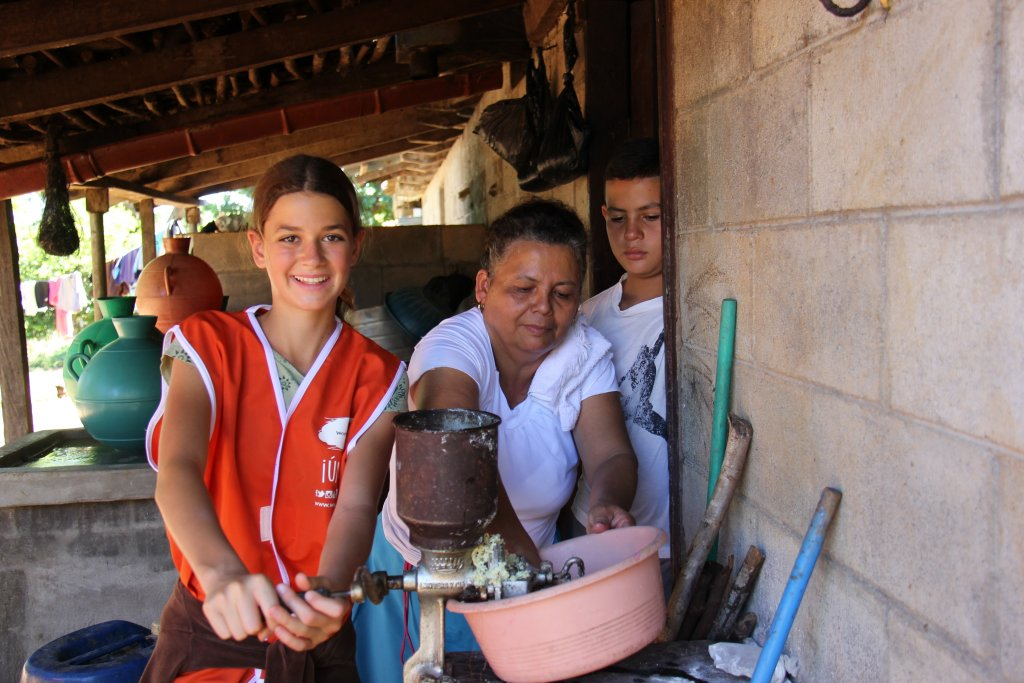 The Springmans blog, Emma Springman visits El Salvador