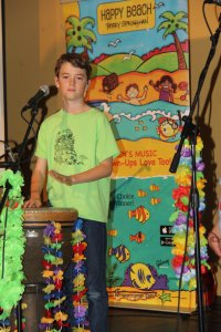 Ryan Springman, The Springmans family music concert for kids